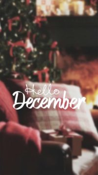 December Wallpaper Phone