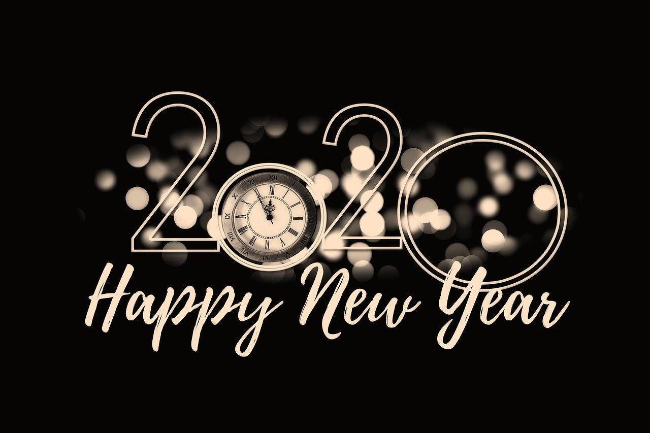 Happy New Year 2020 Wallpaper Kolpaper Awesome Free Hd Wallpapers