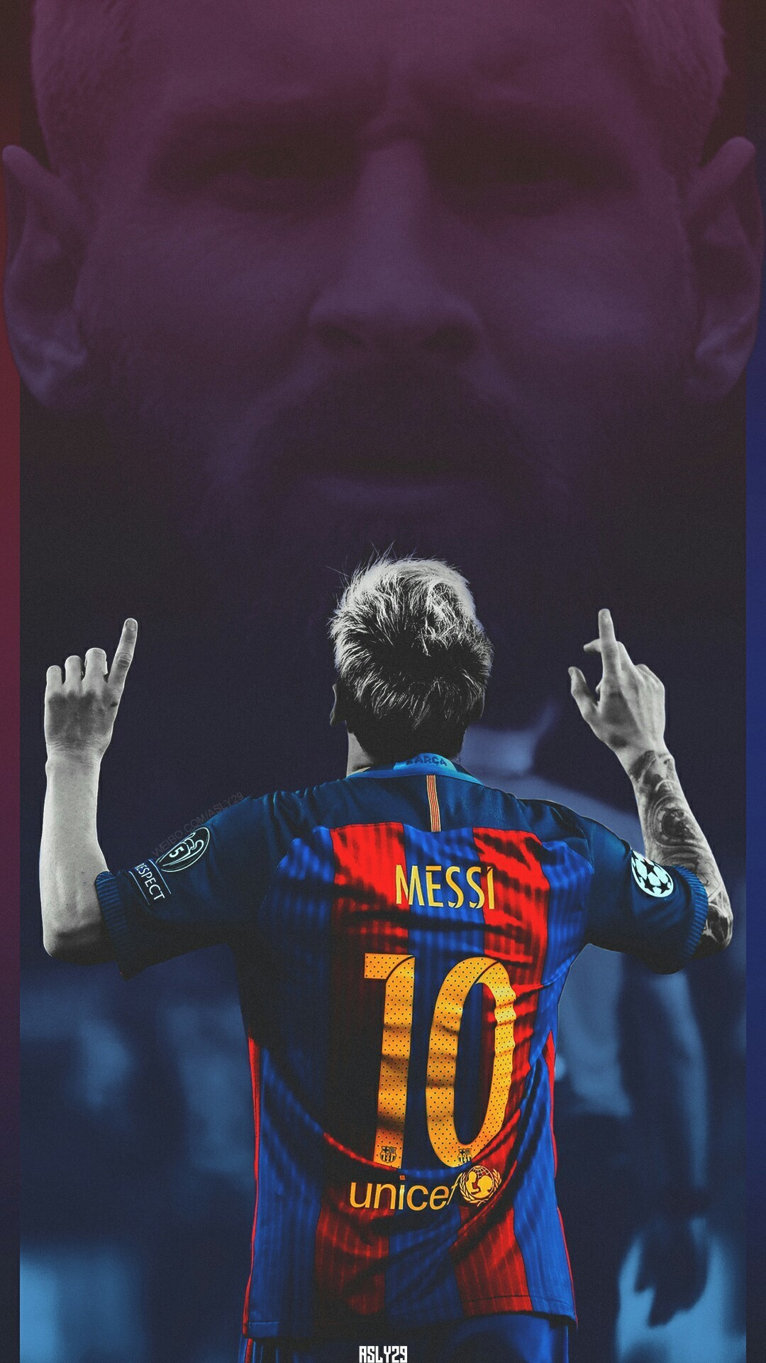 Messi Wallpaper 1