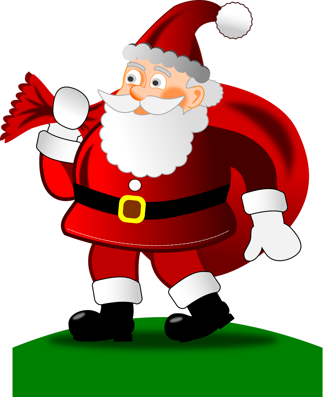 santa claus wallpaper phone 2
