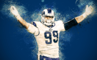 Aaron Donald Wallpaper for Desktop