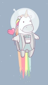 Cute Unicorn Wallpaper