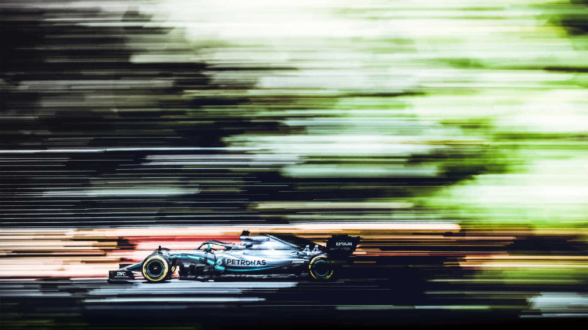 F1 Racing Wallpaper