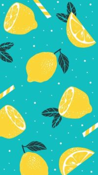 Lemon Wallpaper