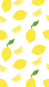 Lemon Wallpaper iPhone