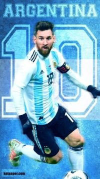 Messi Argentina Wallpaper