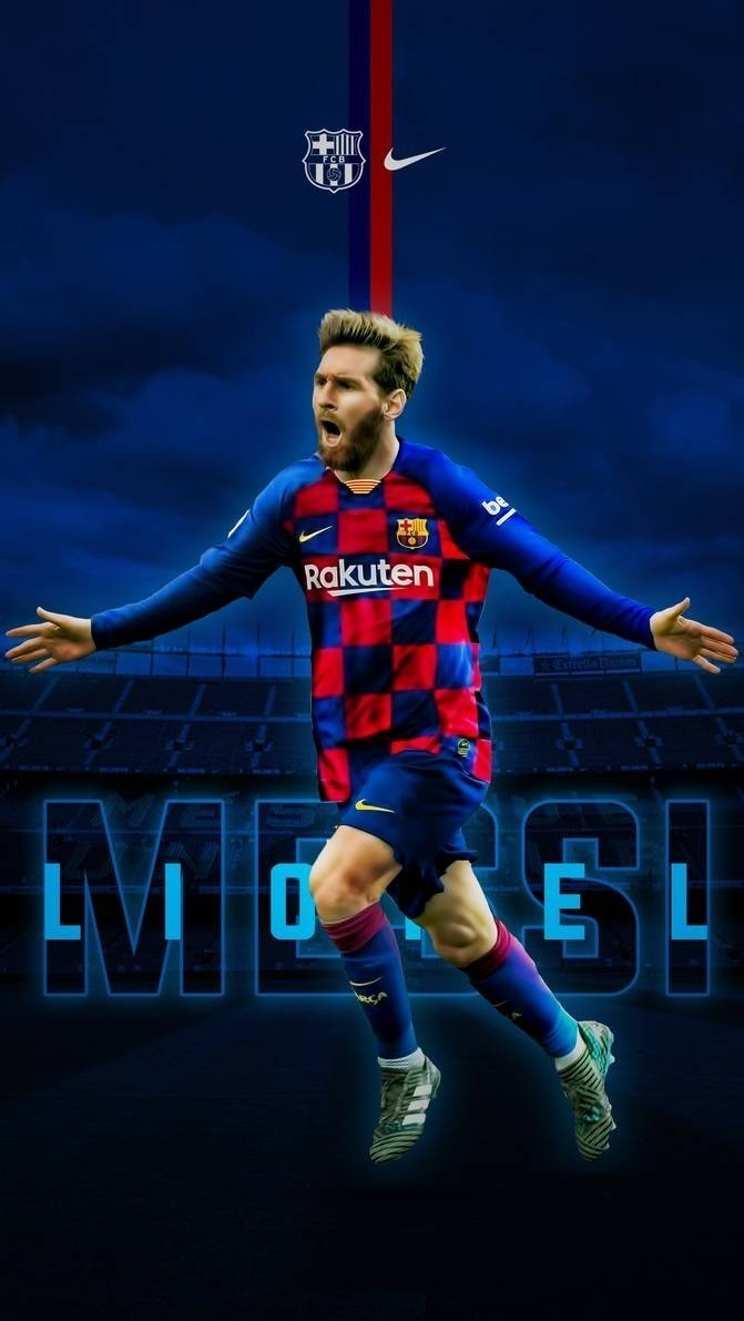 Messi Wallpaper Phone Kolpaper Awesome Free Hd Wallpapers