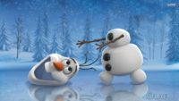 Olaf Life Wallpaper HD