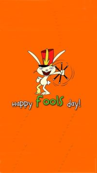Iphone Happy Fools Day Wallpaper