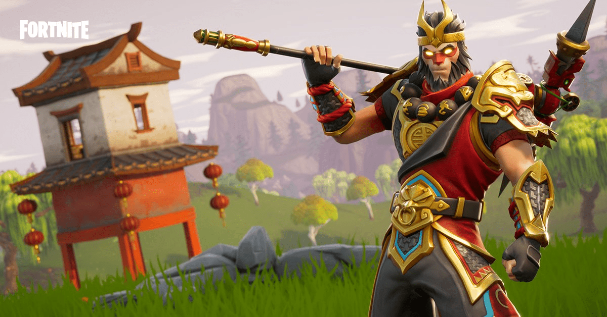 Wukong Fortnite Wallpaper Kolpaper Awesome Free Hd Wallpapers