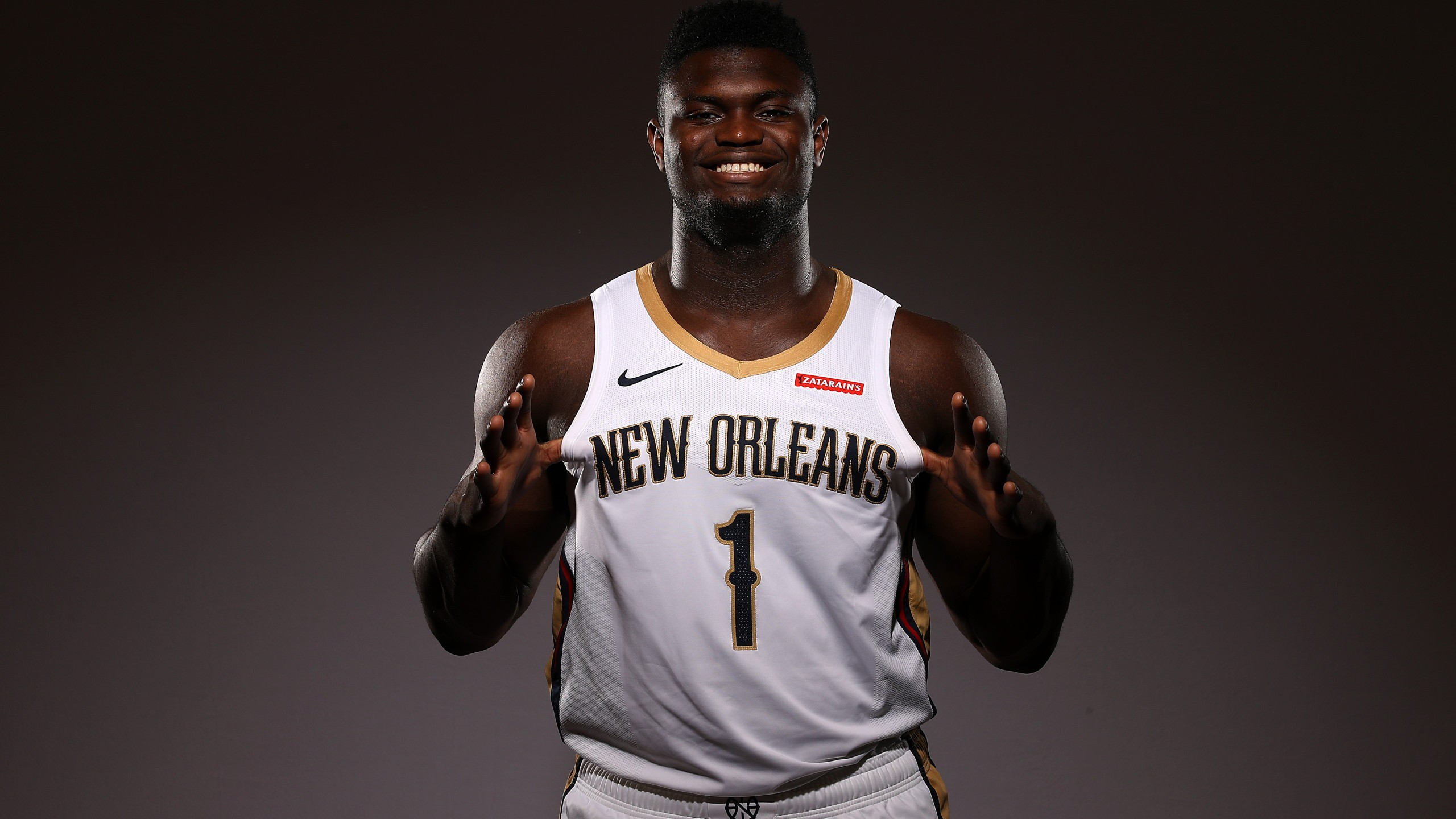 Zion Williamson New Orleans Wallpaper - KoLPaPer - Awesome ...