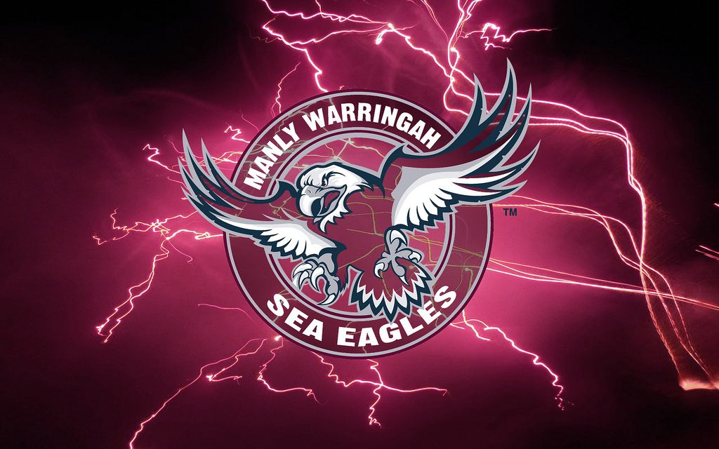 Manly Warringah Sea Eagles Wallpaper