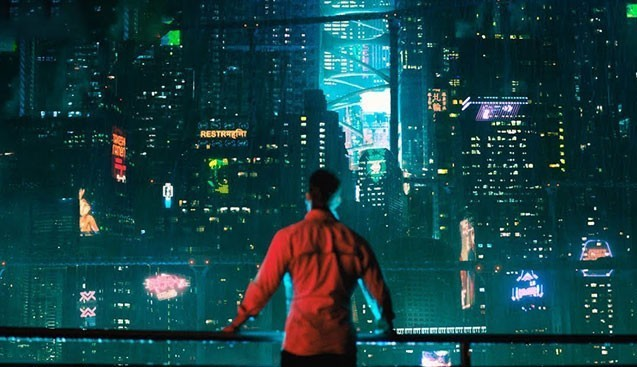 22+ Altered Carbon Wallpaper 4K Wallpapers