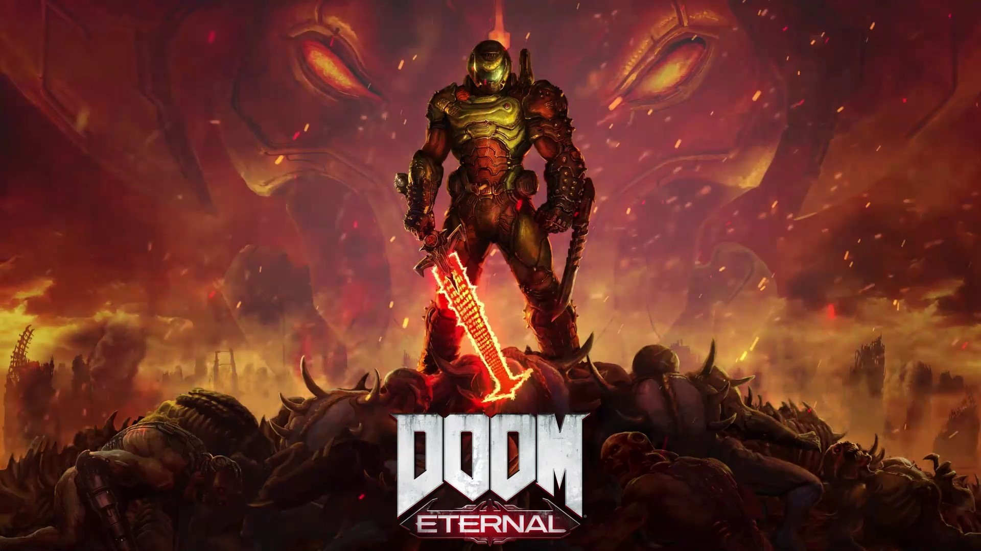Doom Eternal Wallpaper Kolpaper Awesome Free Hd Wallpapers