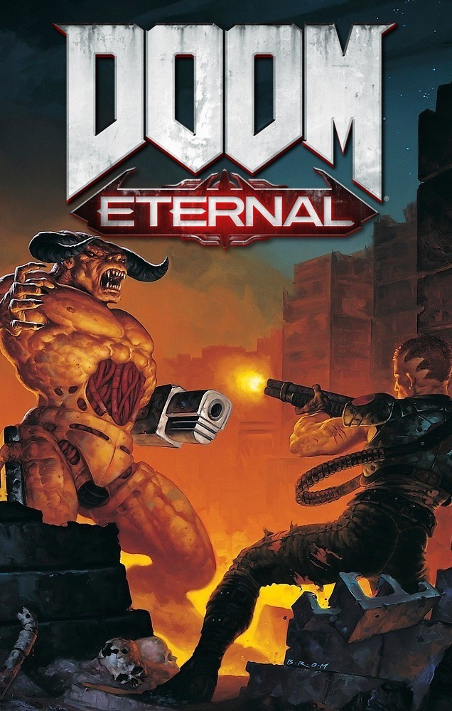 Doom Eternal Wallpaper Iphone Kolpaper Awesome Free Hd Wallpapers