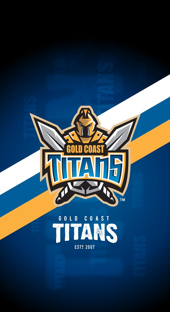 Gold Coast Titans Iphone Wallpaper
