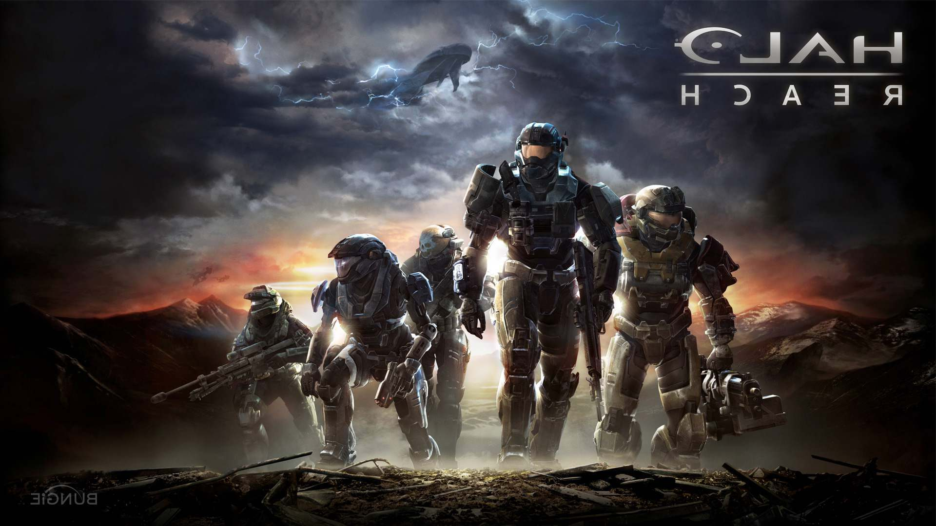 Halo Reach Wallpaper Desktop Kolpaper Awesome Free Hd Wallpapers