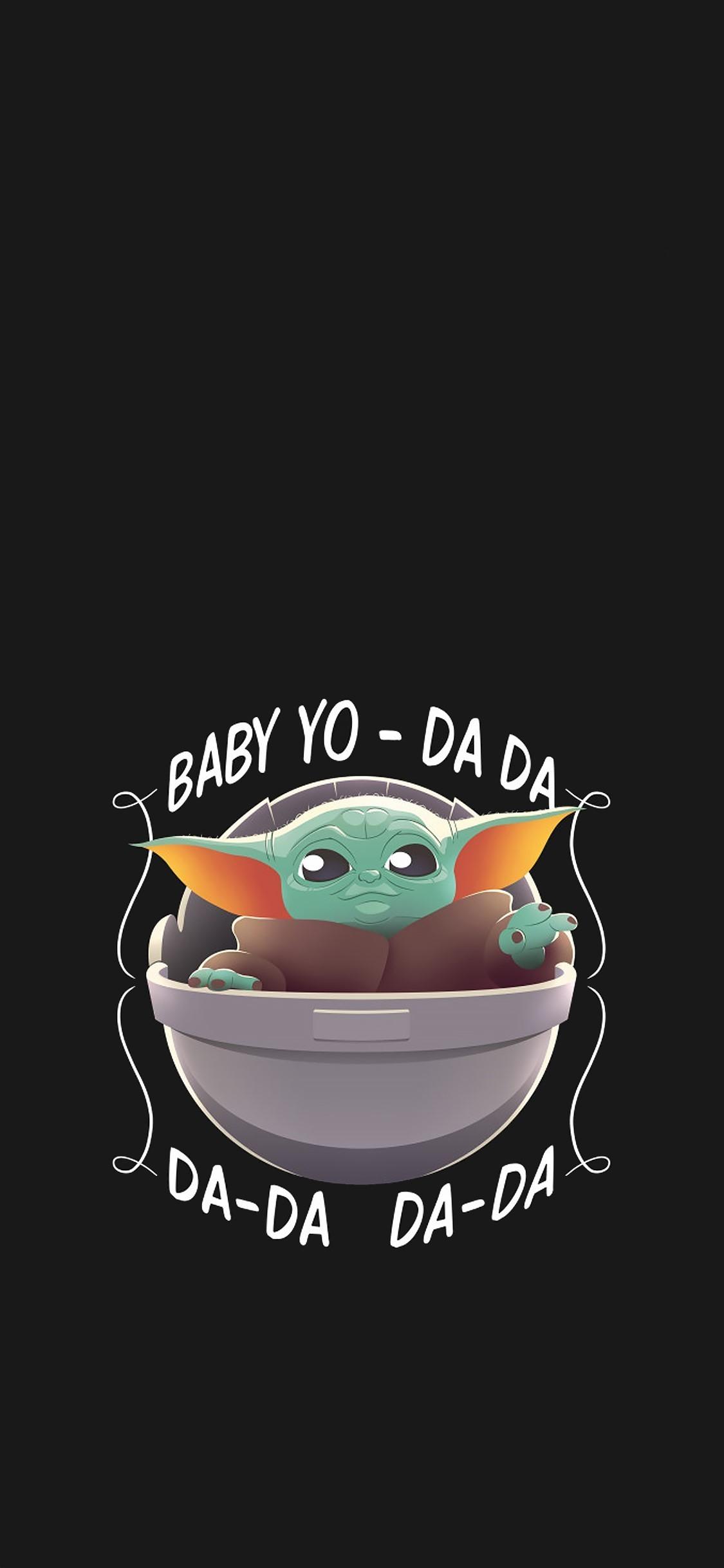 Iphone Baby Yoda Wallpaper Kolpaper Awesome Free Hd Wallpapers