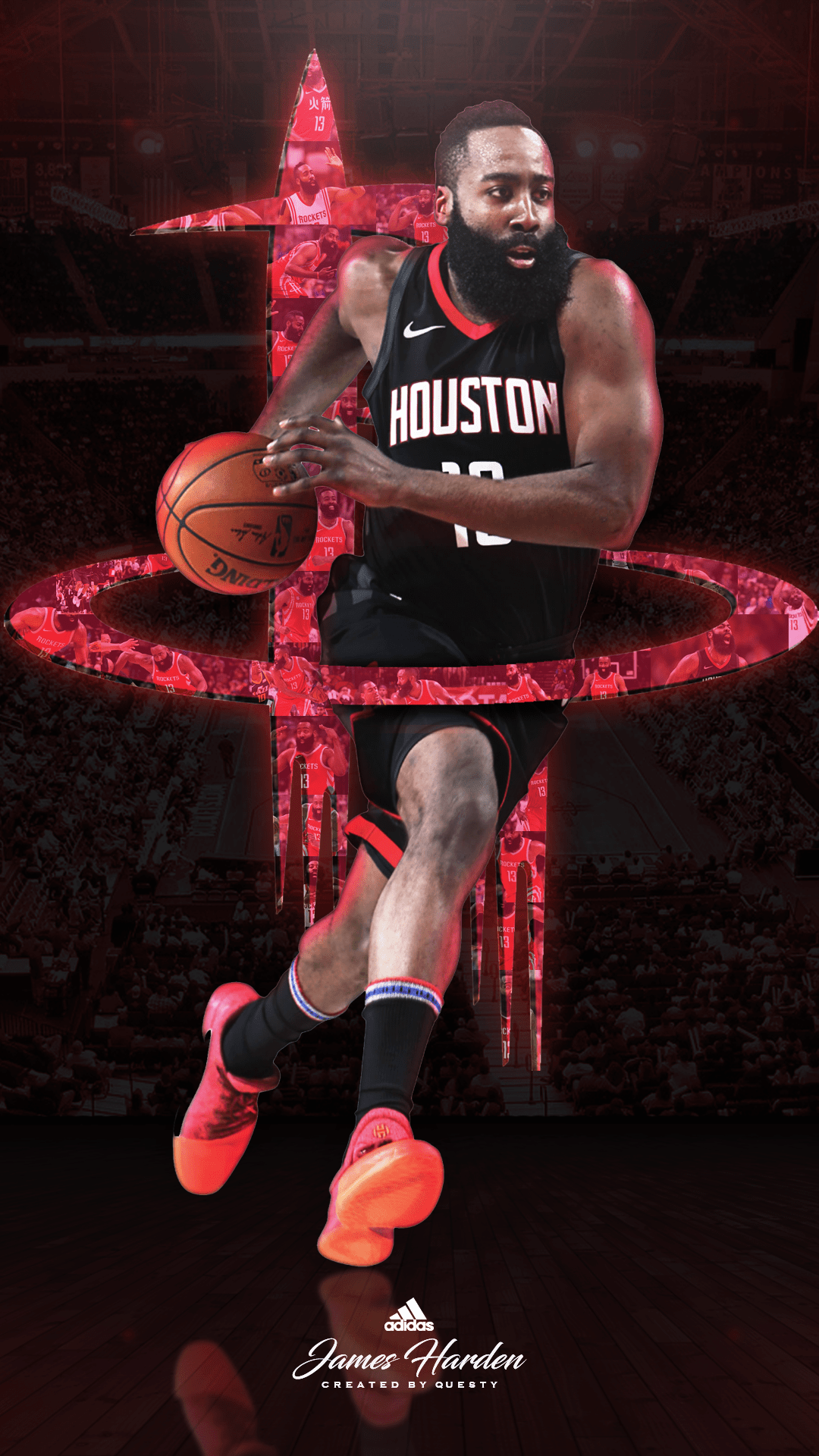 James Harden Iphone Wallpaper Kolpaper Awesome Free Hd Wallpapers
