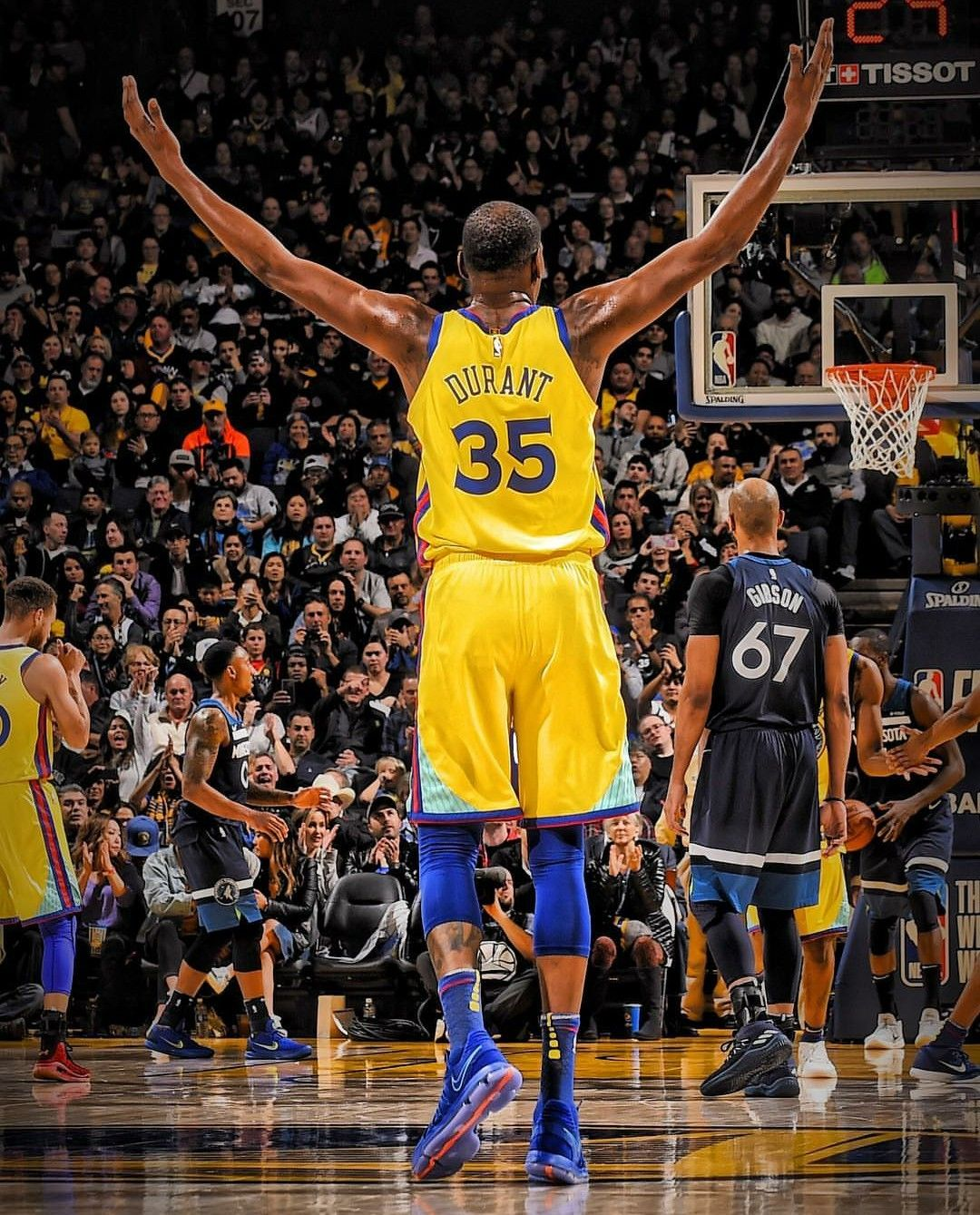 Kevin Durant Phone Wallpaper - KoLPaPer - Awesome Free HD ...