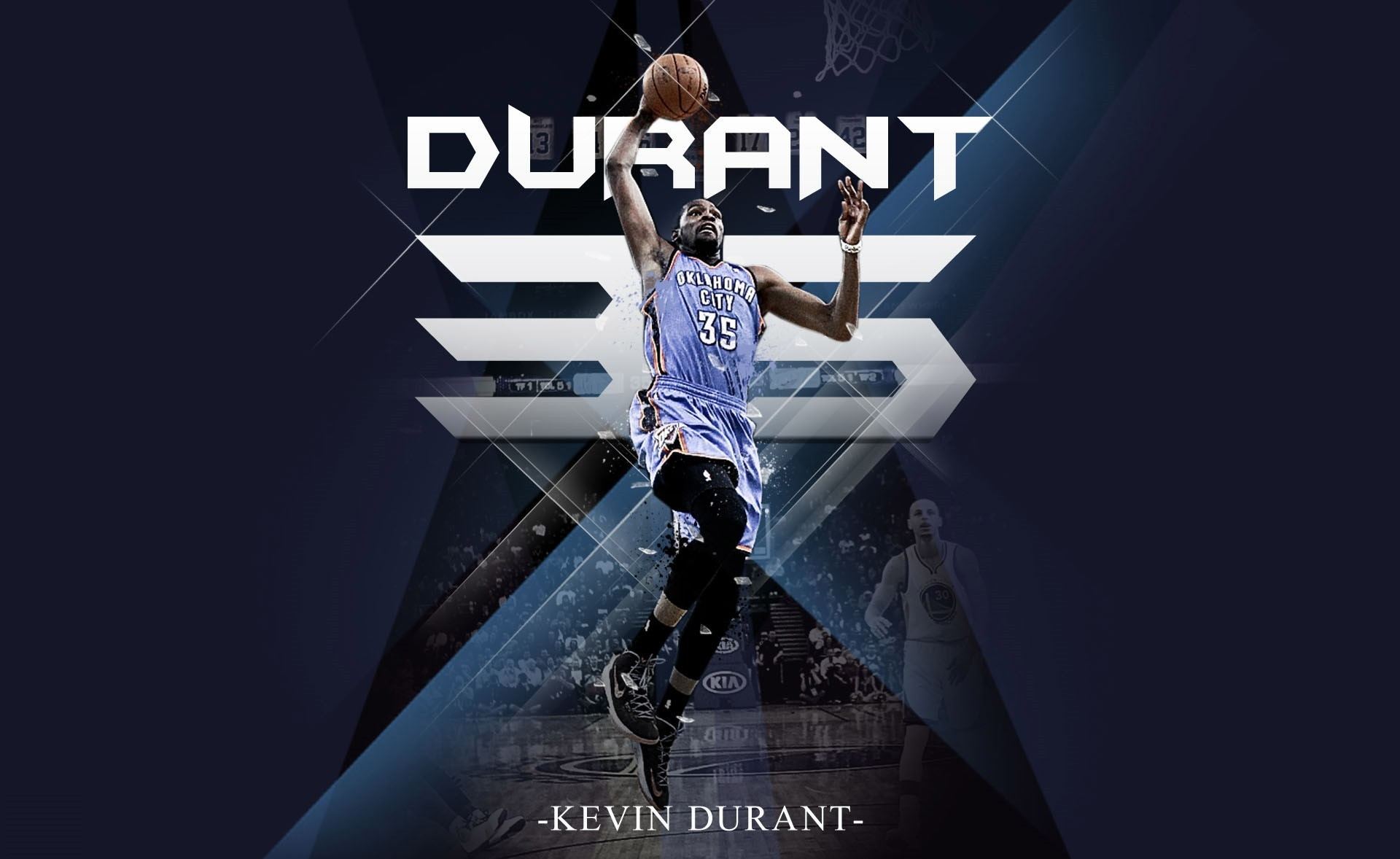 Kevin Durant Wallpaper Kolpaper Awesome Free Hd Wallpapers