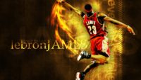 King Lebron James Wallpaper