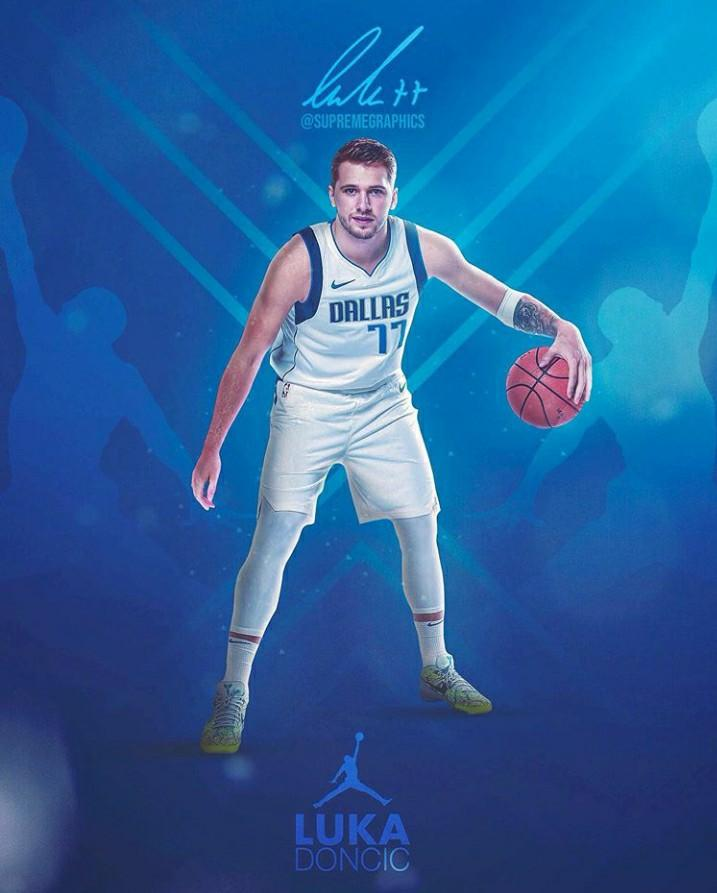 Luka Doncic Wallpaper Kolpaper Awesome Free Hd Wallpapers