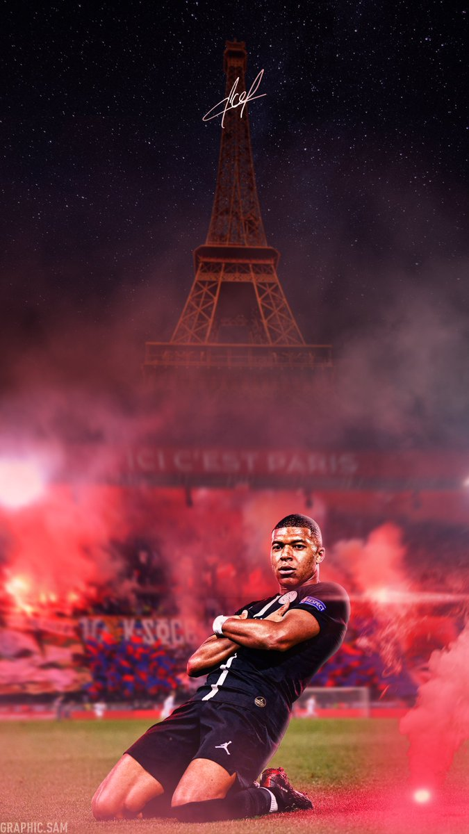 Mbappe Paris Wallpaper Kolpaper Awesome Free Hd Wallpapers