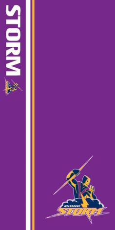 Melbourne Storm Iphone Wallpaper