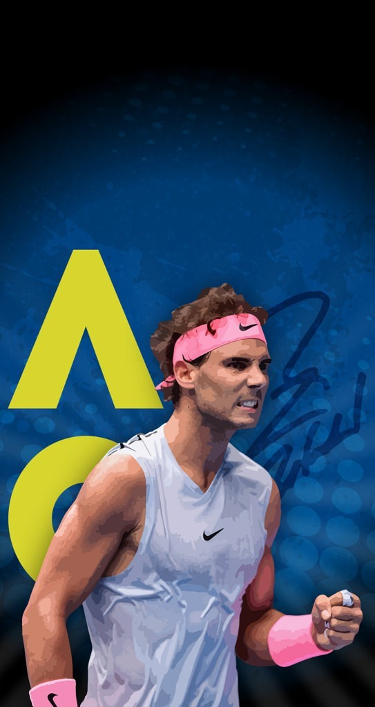 Rafael Nadal Wallpaper Iphone Kolpaper Awesome Free Hd Wallpapers