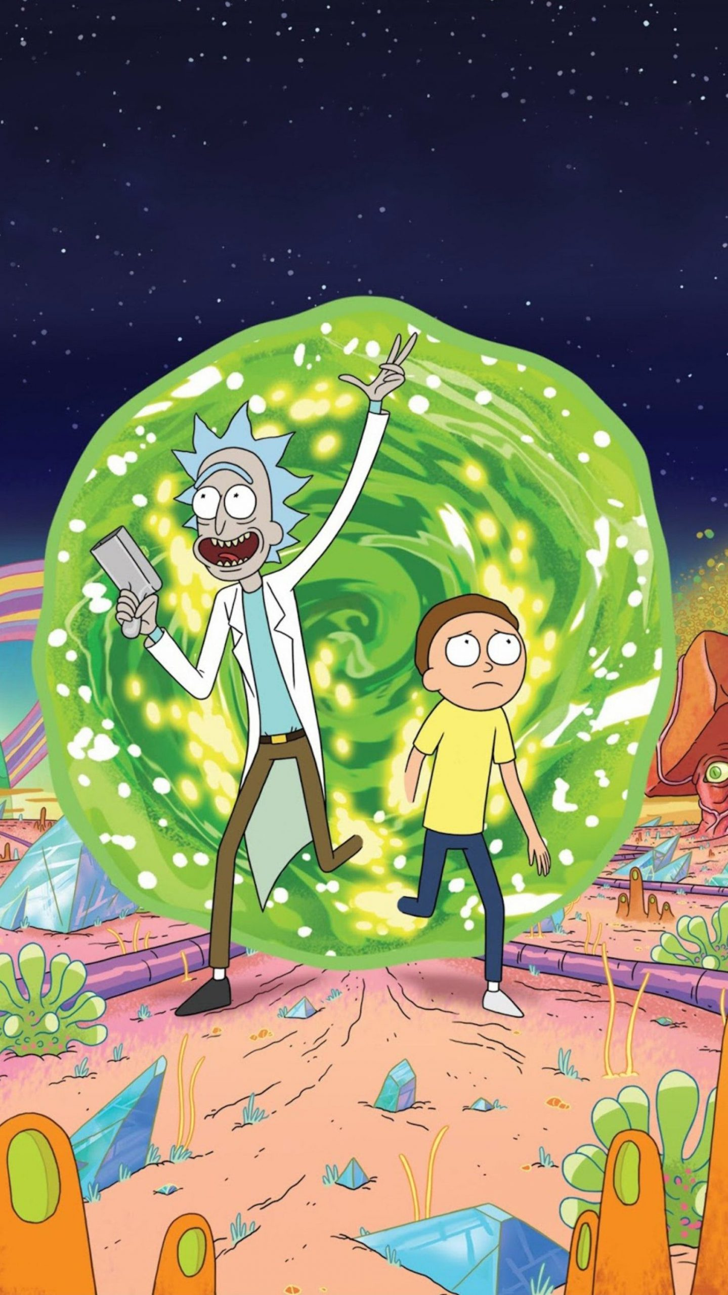 Rick and Morty Wallpaper - KoLPaPer - Awesome Free HD ...