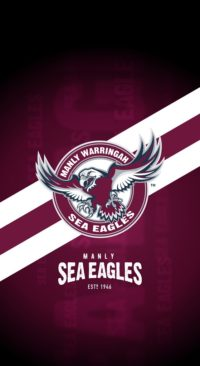 Sea Eagles Iphone Wallpaper