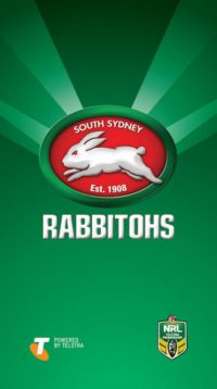 South Sydney Rabbitohs Wallpaper Iphone