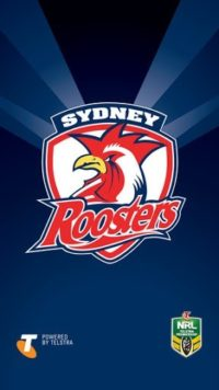 Sydney Roosters Wallpaper Iphone