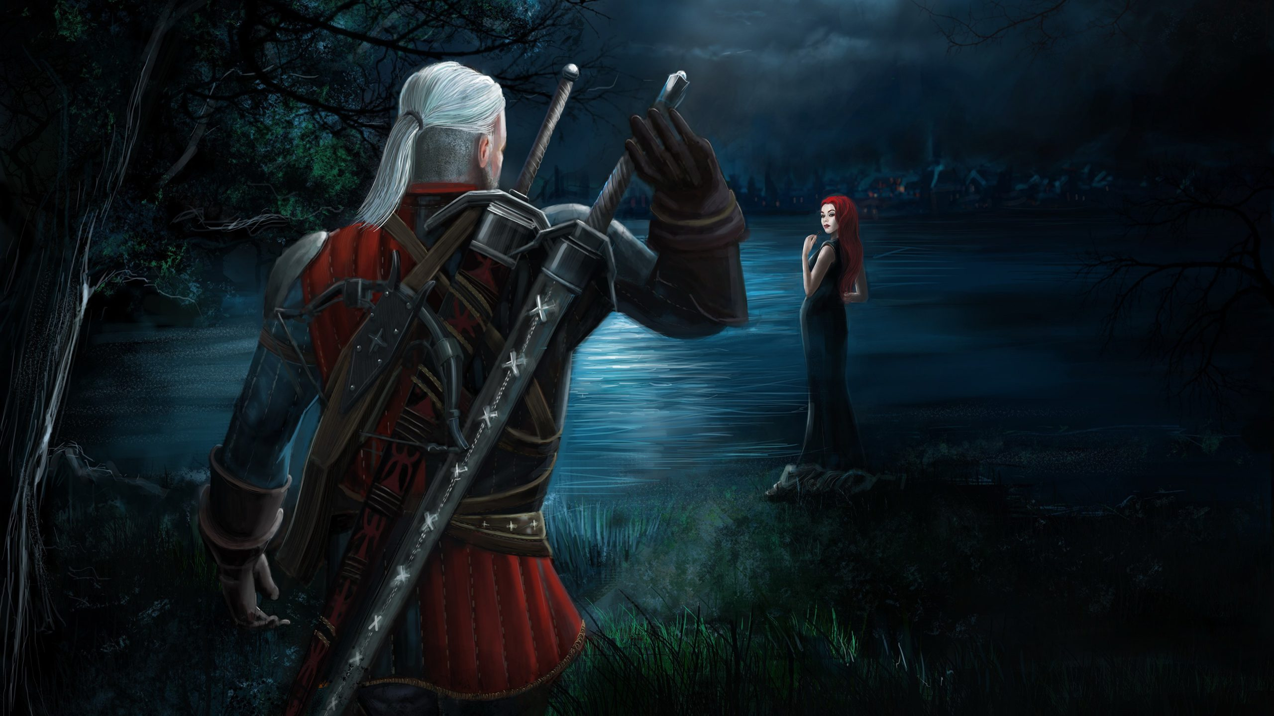 Witcher Game Wallpaper Kolpaper Awesome Free Hd Wallpapers