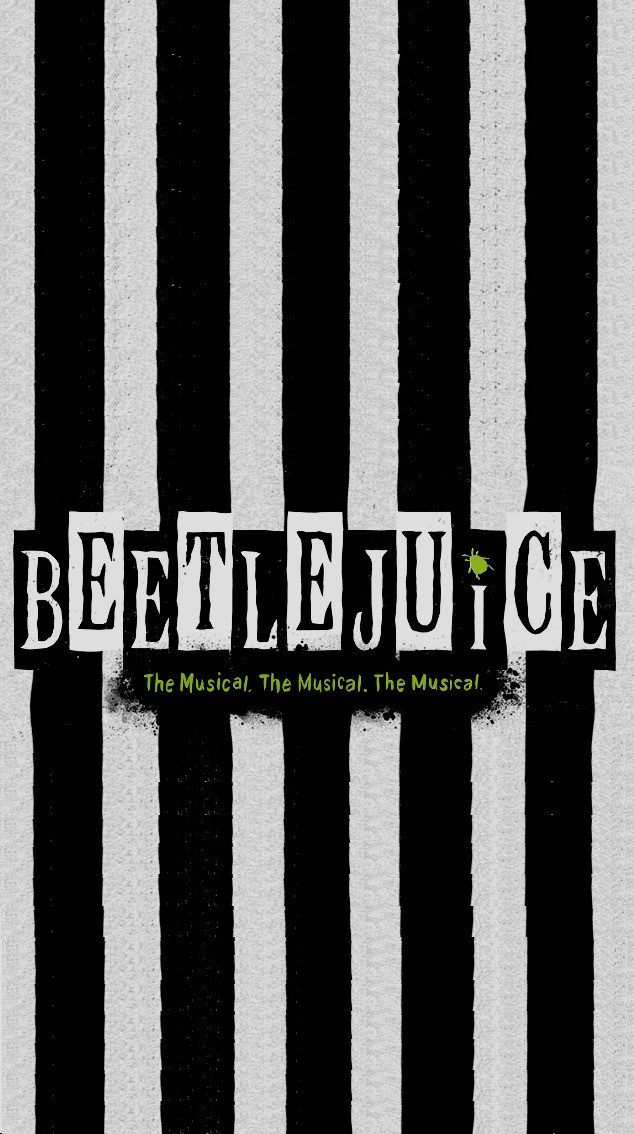 Beetlejuice Musical Iphone Wallpaper