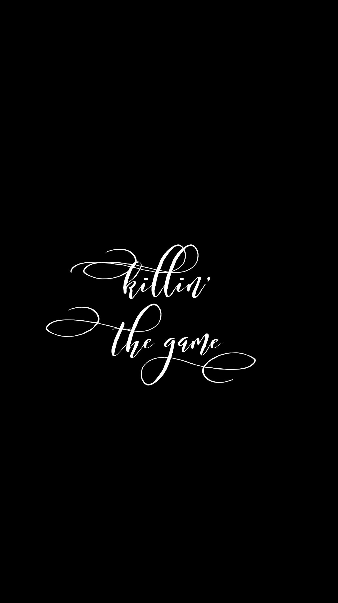 Black Cool Wallpaper
