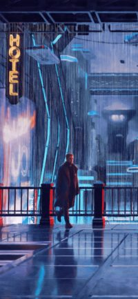 Blade Runner 2049 Iphone Wallpaper
