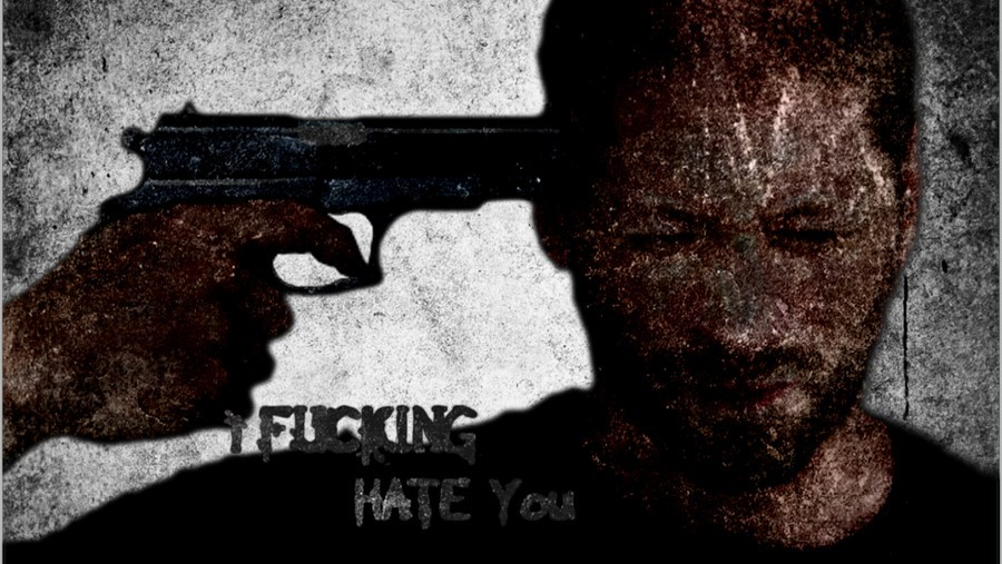 Hate You Wallpaper