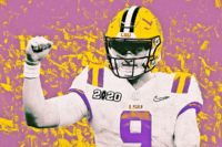 Joe Burrow 2020 Wallpaper