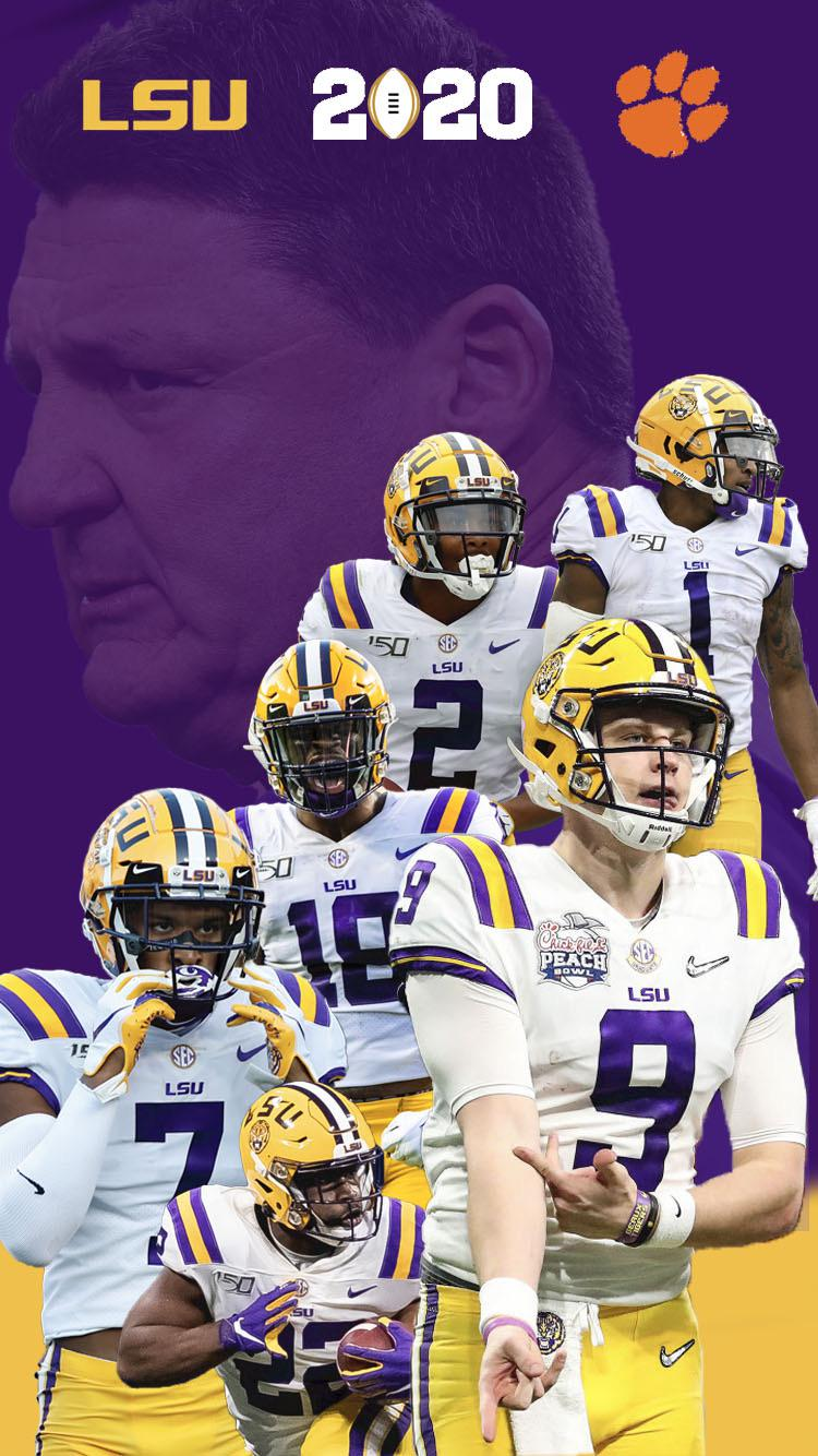 Lsu 2020 Wallpaper Kolpaper Awesome Free Hd Wallpapers