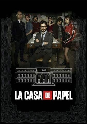 La Casa De Papel Season 1 Wallpaper