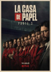 La Casa De Papel Season 3 Wallpaper
