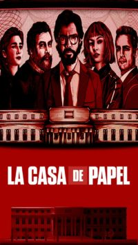 La Casa De Papel Wallpaper Iphone 2