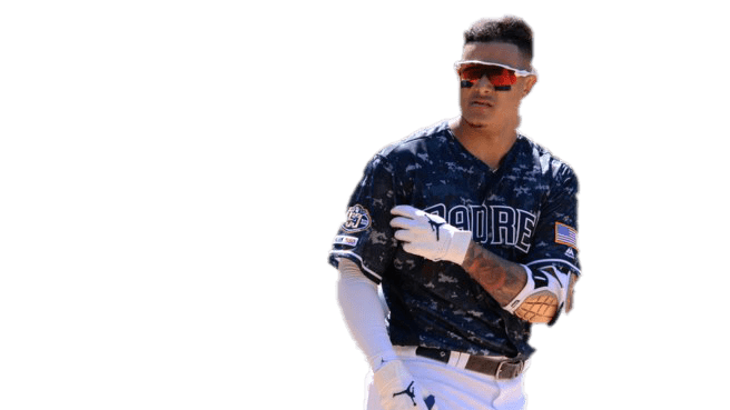 Manny Machado Transparent Wallpaper
