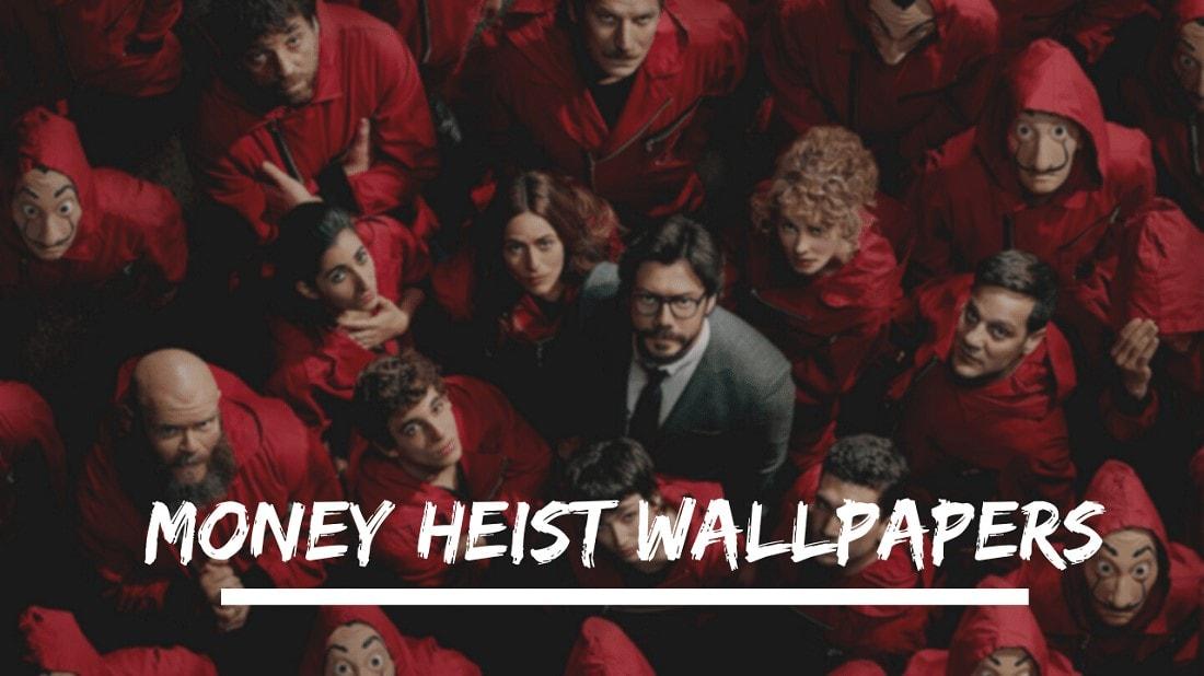 Money Heist Desktop Wallpaper Kolpaper Awesome Free Hd Wallpapers