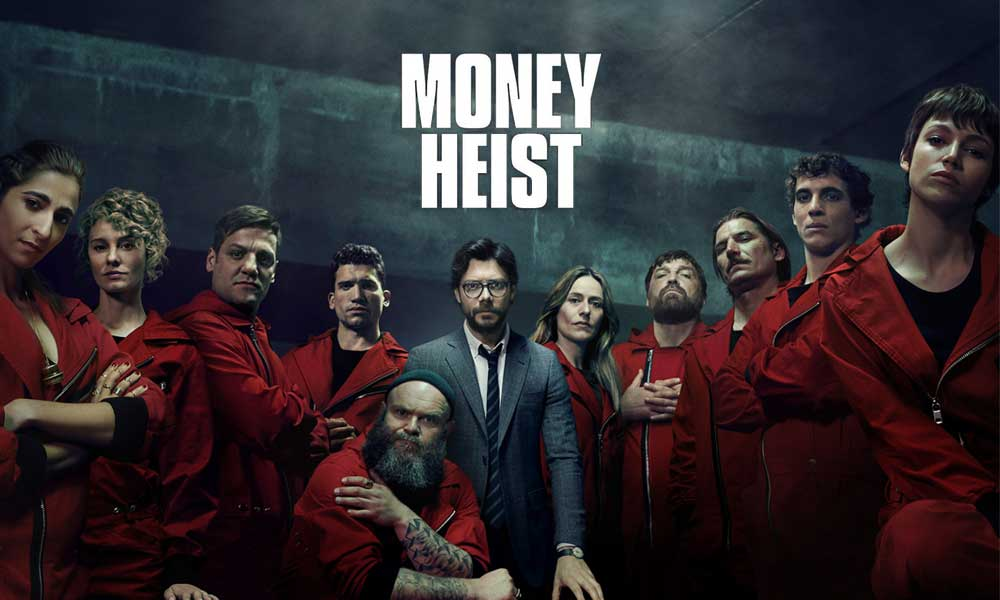 Money Heist PC Wallpaper