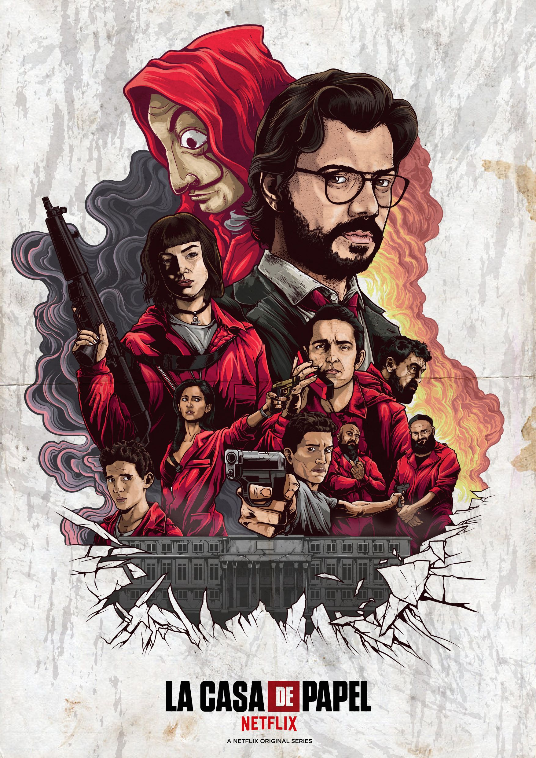 Money Heist Wallpaper Iphone Kolpaper Awesome Free Hd Wallpapers