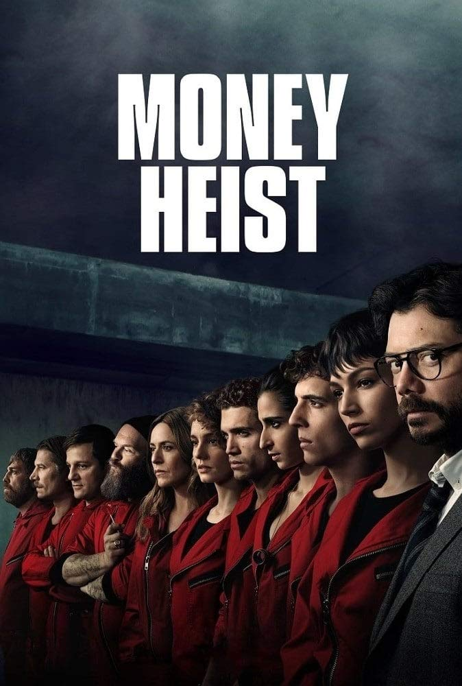 Money Heist Wallpaper