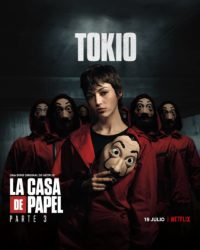 Tokio La Casa De Papel Wallpaper